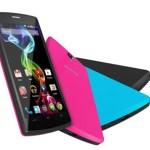 Archos анонсировала Android-смартфоны 45c Platinum и 50b Platinum