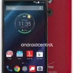 Официальные фотографии смартфона Motorola Droid Turbo