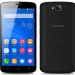 В Индии анонсирован недорогой смартфон Huawei Honor Holly с Android 4.4.2
