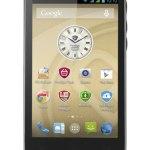 В России анонсирован недорогой Android-смартфон Prestigio MultiPhone 3404 DUO