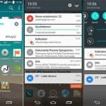 Скриншоты LG G3 с Android 5.0 Lollipop