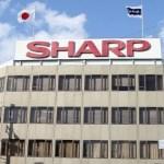 Sharp вышла в плюс по итогам квартала