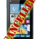 Huawei отказалась от планов по выпуску смартфонов с Windows Phone