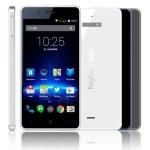 Highscreen ICE 2: стеклянный смартфон с дополнительным дисплеем на задней панели