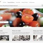 Amazon запустила сервис по доставке обедов на дом