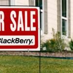 Samsung может купить канадскую BlackBerry