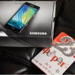 Специальные серии Samsung GALAXY A к предстоящим праздникам