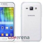 Samsung Galaxy J1: подробные характеристики и изображение
