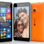 Microsoft увеличила чувствительность экрана dual-SIM версии Lumia 535