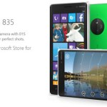 Microsoft готовит новый смартфон Nokia Lumia 835?