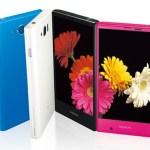 Sharp представила «раскладушку» и смартфон с дисплеем IGZO Full HD