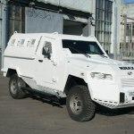 Наблюдатели ОБСЕ в Украине получат специальные версии КрАЗ-Кугуар