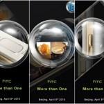 Смартфон HTC One M9+ – новые тизеры «рассекретили» детали касательно дизайна