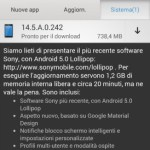 Sony Xperia Z1, Z1 Compact, Z3 Dual и Z Ultra получили Android Lollipop
