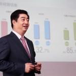Выручка компании Huawei в 2014 году составила 46,5 млрд. долларов