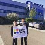 ColorWay  принял участие в партнерских выставках CHS и HAL DAY 2015