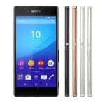 Стартовали глобальные продажи смартфона Sony Xperia Z3+