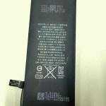 Смартфон iPhone 6c укомплектуют аккумулятором увеличенной емкости