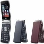 LG анонсировала «Android-раскладушку» за 150 евро