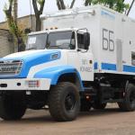 «КрАЗ» и «Титал» создали новый спецавтомобиль для армии