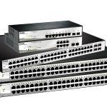 Новые гигабитные настраиваемые коммутаторы D-Link DGS-1210-XX/C