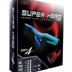 GeIL представляет игровой комплект SUPER HERO Combo