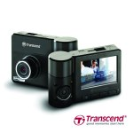 Transcend представляет видеорегистратор DrivePro 520 с двумя объективами