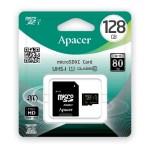 Apacer представляет карту памяти microSDXC 128GB