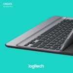 Logitech CREATE: первая стороняя клавиатура для iPad Pro