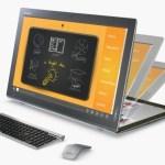 Новые ПК Lenovo YOGA на базе Windows 10