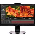 Новый 23,8-дюймовый монитор Philips  с поддержкой 4K UHD