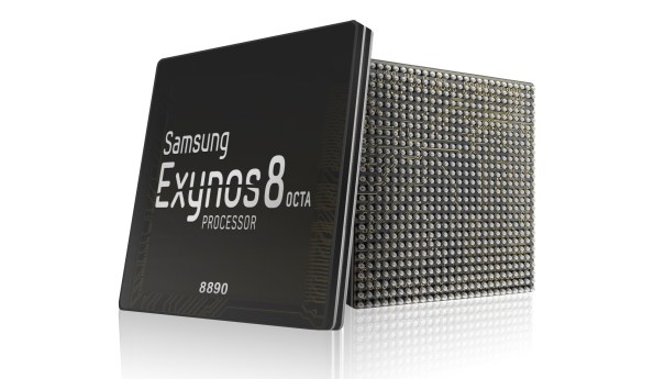 [Photo] Exynos 8 Octa