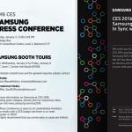 Samsung приглашает на CES2016