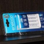 Panasonic BQ-CC17 Advansed + 4 AA Eneloop: зарядка и стойкие аккумуляторы