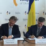 lifecell подписал Меморандум с Министерством иностранных дел Украины