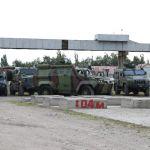 На полигоне ПАО «АвтоКрАЗ» прошли испытания украинской бронетехники