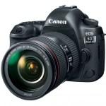 Canon анонсирует выход камеры EOS 5D Mark IV