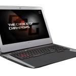 ASUS Republic of Gamers представляет игровые ноутбуки с видеокартами NVIDIA серии GeForce GTX 10