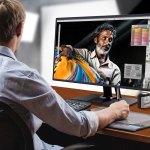 Новый профессиональный 24-дюймовый монитор ViewSonic с аппаратной калибровкой и тонкой рамкой