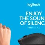 Logitech выпускает две новые модели мышек с бесшумными клавишами — M220 Silent и M330 Silent Plus