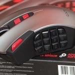 Trust GXT 166 Mmo gaming laser mouse: 18 кнопок, классная эргономика и интересная подсветка