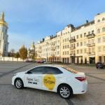 Яндекс.Такси приехало в Киев