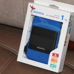 ADATA HD700 (1ТБ): защищенный по трем стандартам HDD