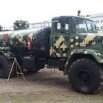 Военные: «КрАЗы – лучшая по проходимости техника»