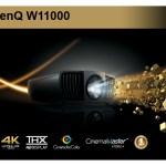BenQ W11000 – первый 4K проектор для домашнего кинотеатра