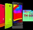 teXet TM-5003 — новый доступный смартфон для школьника