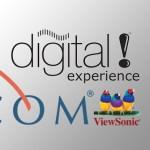 Новые мониторы ViewSonic для профессиональных и мультимедийных приложений