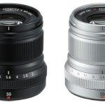 Fujifilm объявляет о выпуске объектива серии  X FUJINON XF50ммF2 R WR