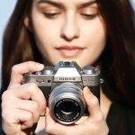 Состоялся официальный анонс беззеркальной камеры FUJIFILM X-T20