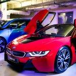 На E-CAR HUB в Киеве показали последние электромобили — ВИДЕО, ФОТО